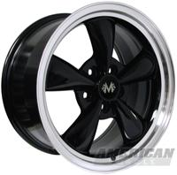 Ford Mustang Non Deep Dish Rims