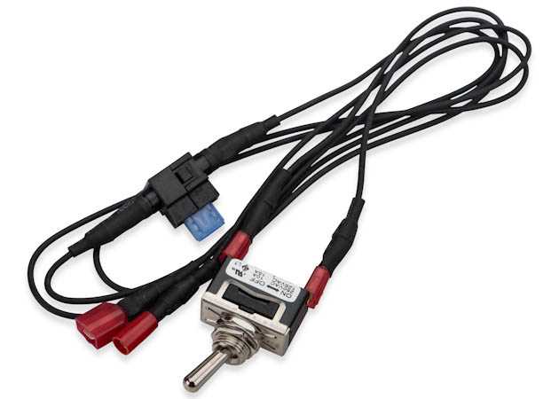Nitrous Toggle Switch with Wiring Pigtail