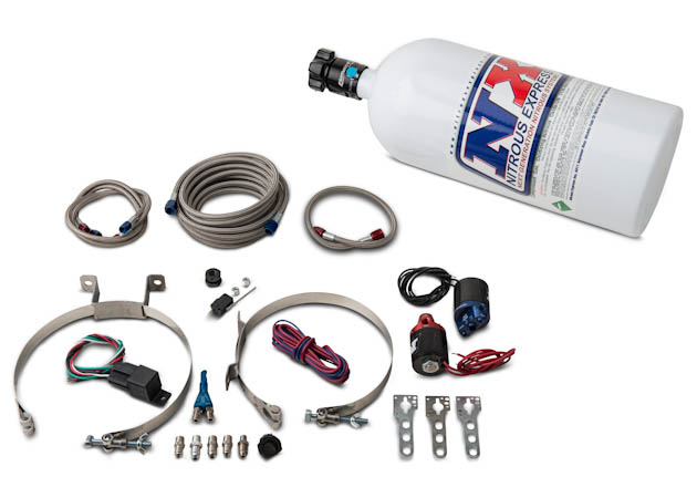 Wet Nitrous System from Nitrous Express