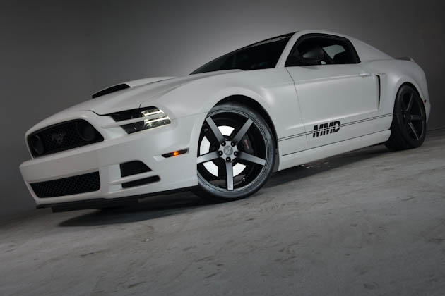 MMD Mustang with Brembo Brakes