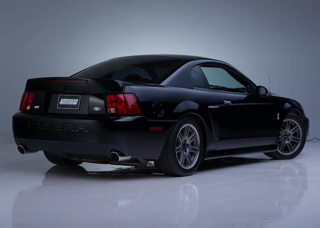 2003 Cobra Terminator Mustang Rear