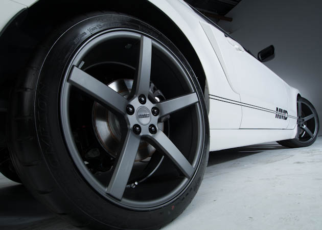 Project MMD Showing Off Rear Rims