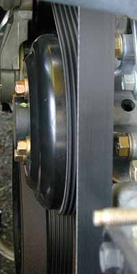 Mustang Water Pump pulley Image