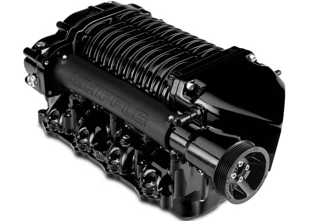 Mustang Whipple Supercharger Kit