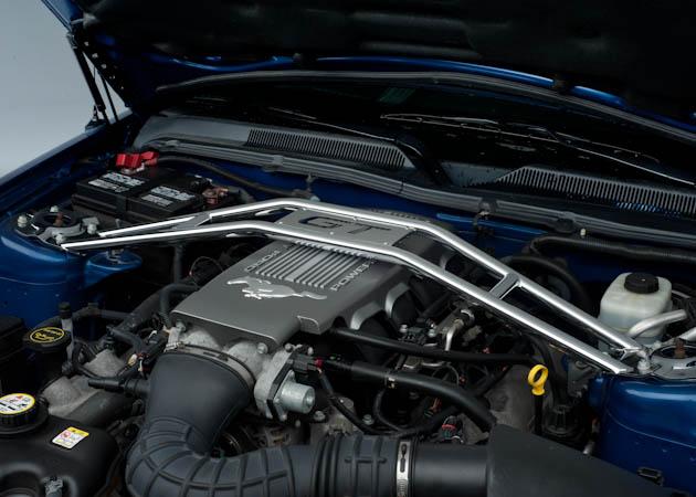 Mustang GT Strut Tower Brace