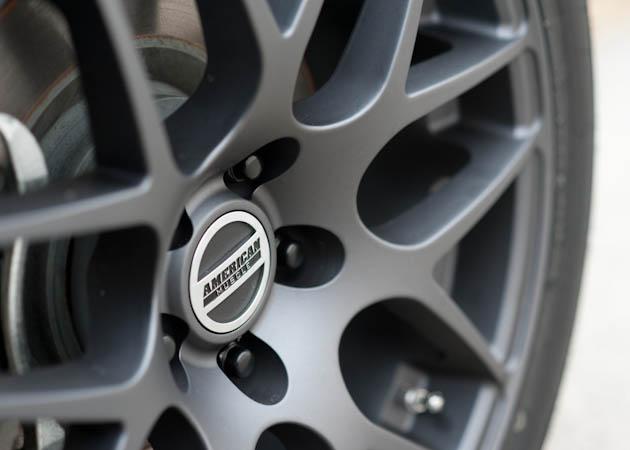 American Muscle Mustang Wheel