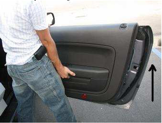 Stack Racing Mustang Billet Interior Door Handle Installation Guide ...