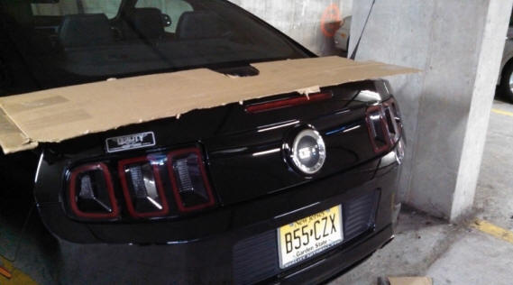 How to Install a GT/CS (California Special) Spoiler on your