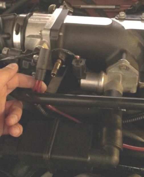 Hook up boost gauge