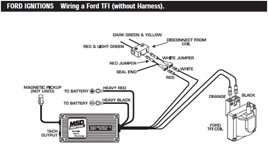 msd 6al wiring diagram v8 msd 6al ignition module w/ rev control - installation ... msd 6al wiring diagram lt1 #8