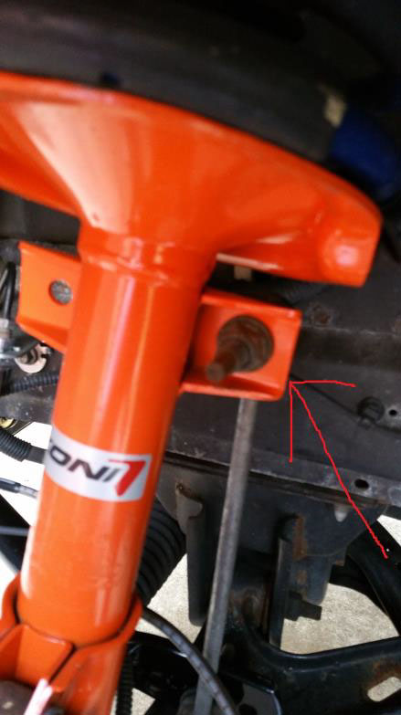How to install a Front Sway Bar End Link on your 2005-2014