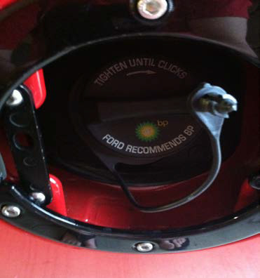 How to Install a Billet Locking Fuel Cap on your 2005-2009