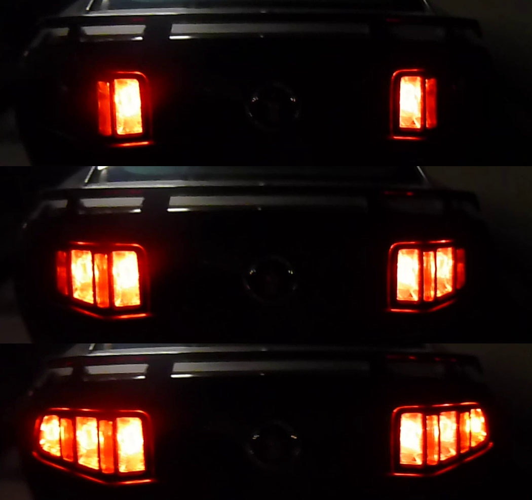 How To Install A Raxiom Tail Light Sequencer Plug And Play For Rewire Your Sn95 Mustang Coupe Fog Circuit Work After