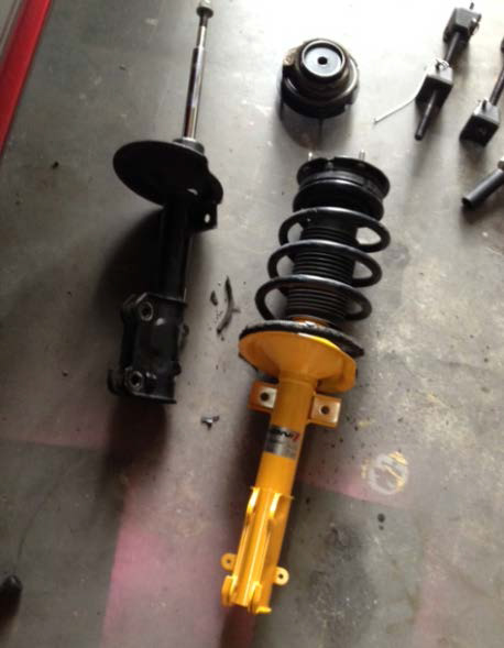 How To Install A Koni Adjustable Shock Strut Kit For Your 2005