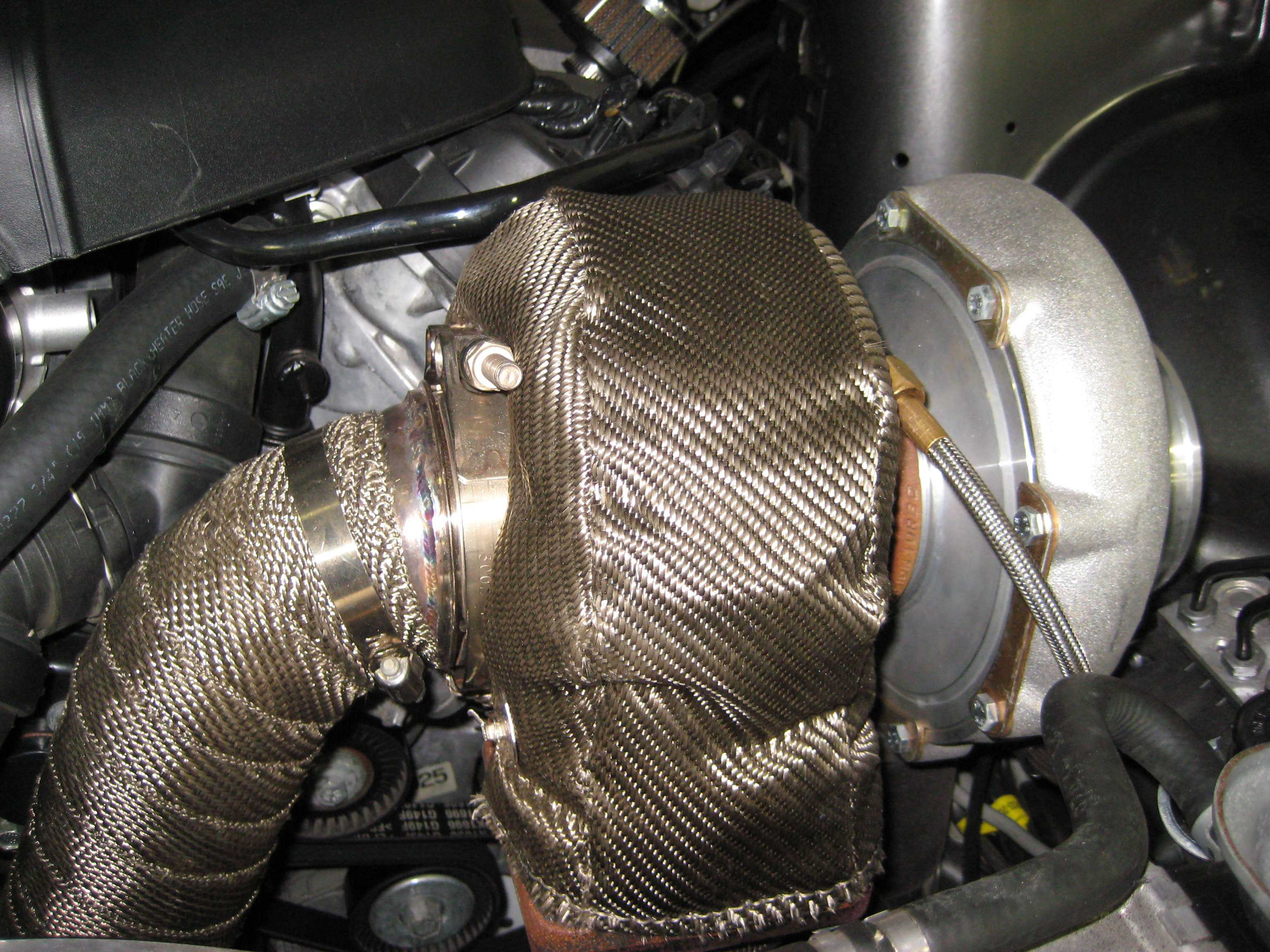 How To Install a JPC Racing Single Turbo System - Tuner Kit