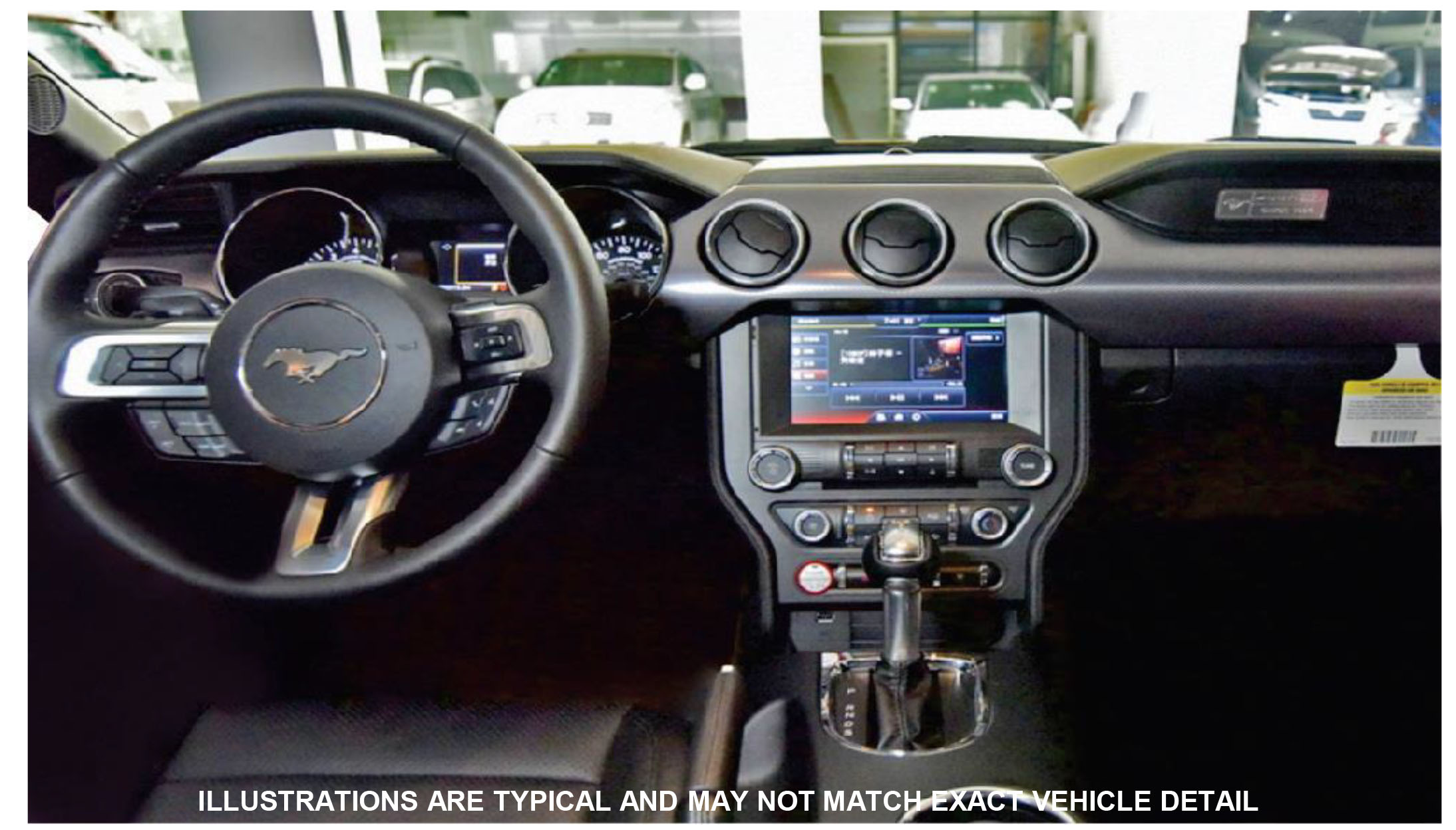Raxiom navigation & touch screen upgrade for oe radio