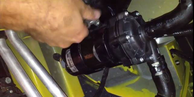 How To Install a Ford Racing Electric Intercooler Water Pump