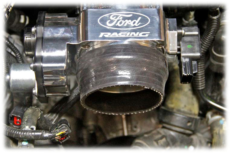 How to Install a Ford Racing 90mm Throttle Body on your 2011-2013 GT