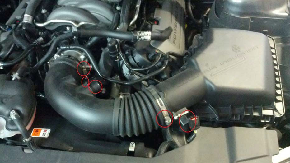 How To Install A Airaid Cold Air Intake On Your 2011 2014 Mustang Gt