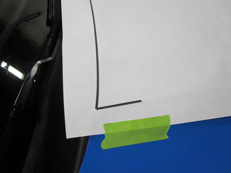 How To Install An Mmd Hood Scoop On Your 2013 2014 Mustang