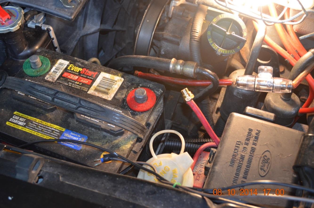 Installing Pa Performance Premium Battery Terminal
