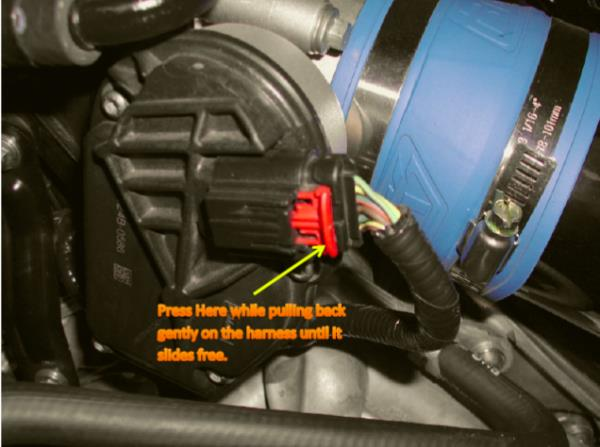56146 img 2 how to install a bbk 73mm throttle body on your 2011 2013 mustang throttle body wire harness at bakdesigns.co