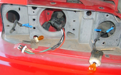 87 93 led image 02 fox body mustang led projector headlights installation guide ('87 LED Trailer Light Wiring at crackthecode.co
