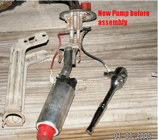 bbk electric mustang fuel pump kit (\u002786 \u002797 v8 1988 mustang fuel pump relay location efi fuel pump hotwire upgrade harness