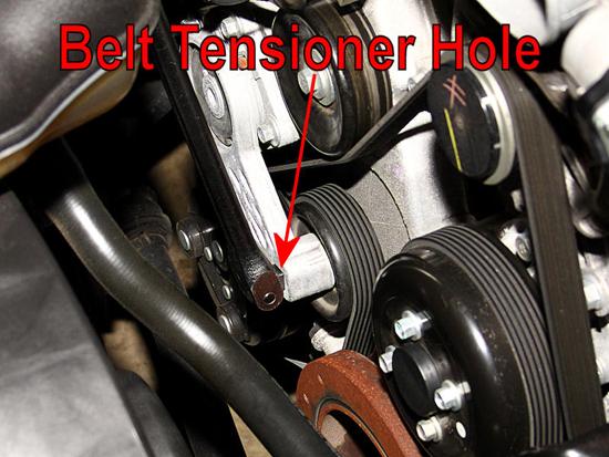 jesel belt drive installation instructions