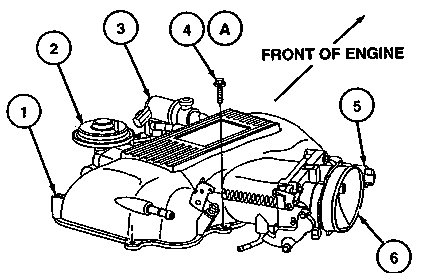 accufab 96 98 cobra 01 bullitt mustang throttle body installation Blueprints Ford Mustang Engine Diagram mustang throttle body it is only held on by a band cl and a flat headed screw