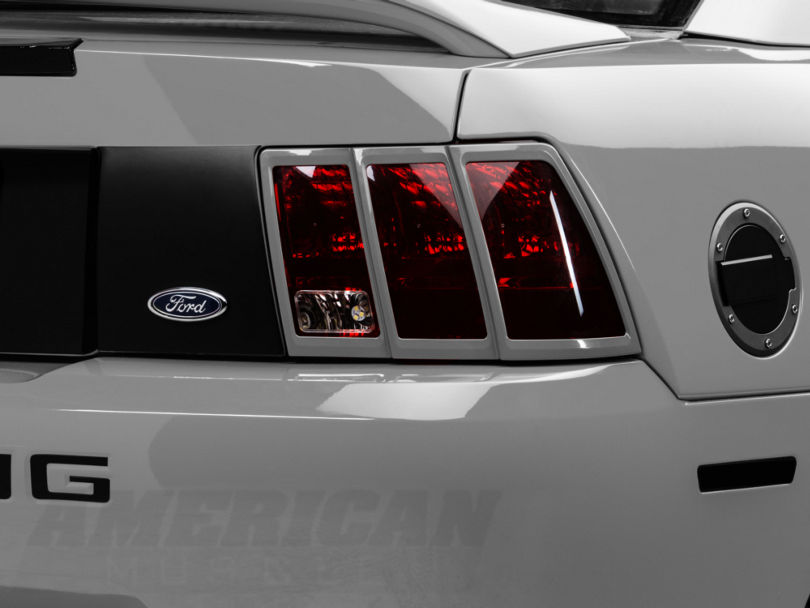 1999-2004 Mustang Pre-Painted Tail Light Trim