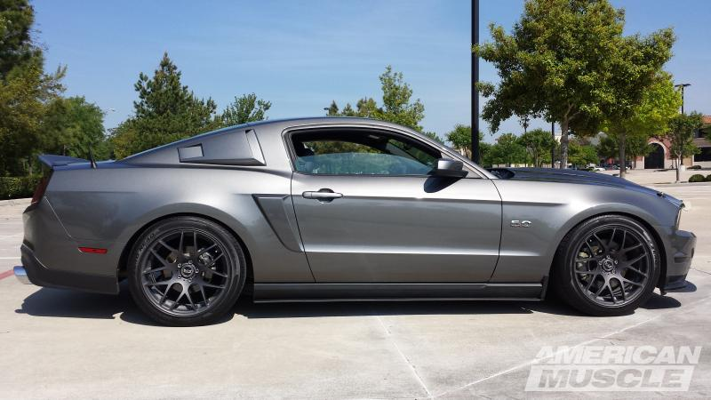 Mustang Quarter Window Upgrades Explained Americanmuscle
