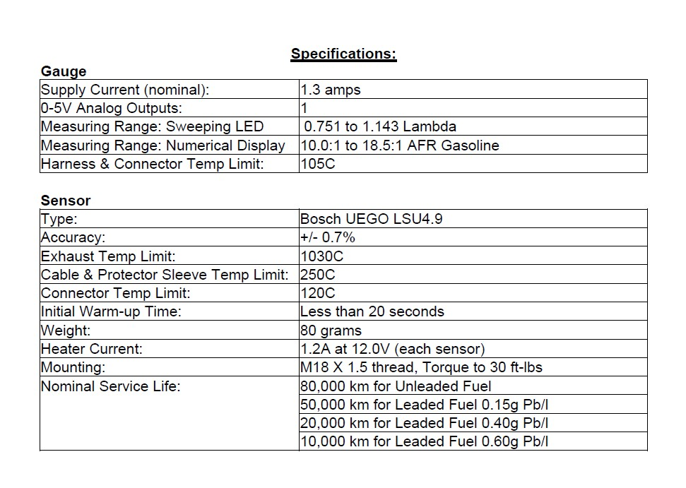 How to Install AEM Electronics Digital Wideband UEGO Air Fuel ...