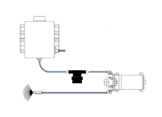 How To Install AEM Electronics WaterMethanol Injection Inline - Aem water methanol kit wiring diagram