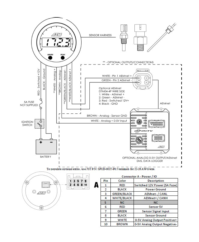 Oil Meter Installation Diagram | Wiring Diagram