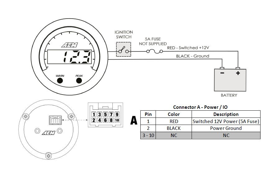 [DIAGRAM_3US]  DIAGRAM] Ford Aftermarket Voltmeter Wiring Diagram FULL Version HD Quality Wiring  Diagram - DATABASEBALI.K-DANSE.FR | Power Gauge Wiring Diagram |  | Database diagramming tool - K-danse.fr
