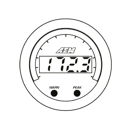 How To Install Aem Electronics X Series Voltmeter Gauge