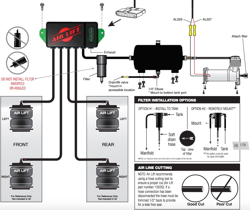 How to Install Air Lift Performance V2 Autopilot Digital Air ... Air Lift V Wiring Diagram on air lift warranty, compressor diagram, air lift compressor, air bag schematics, air lift assembly, air bag system diagram, peterbilt air line diagram, air suspension diagram, lift axle control diagram, air lift piston, air lift relay, air lift valve, air shock diagram, air lift system, car lift diagram, air lift pump diagram, lift axle plumbing diagram, air lift control panel, air ride diagram, air lift remote control,