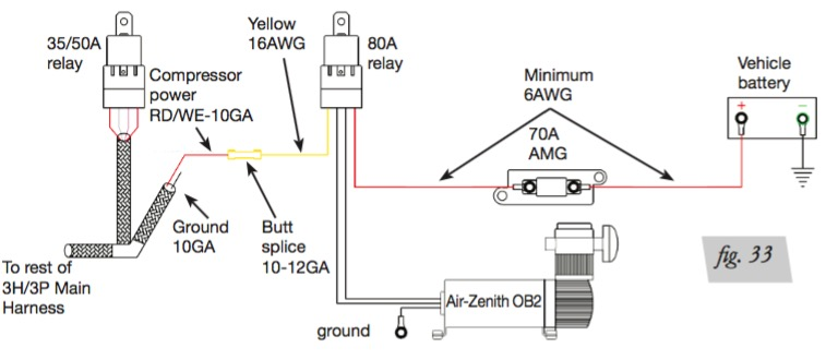 viair relay wiring diagram   26 wiring diagram images