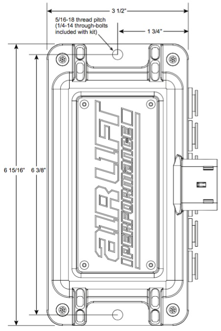 How to Install Air Lift Performance 3P (1/4 in. Air Line, 4 ... Viair Pressor Wiring Diagram on xenon wiring diagram, air lift wiring diagram, unichip wiring diagram, snow performance wiring diagram, pace edwards wiring diagram, dorman wiring diagram, smc wiring diagram, chicago pneumatic wiring diagram, smittybilt wiring diagram, ingersoll rand wiring diagram, apc wiring diagram, compressor motor wiring diagram, a/c compressor wiring diagram, egr wiring diagram, rugged ridge wiring diagram, air compressor wiring diagram, compressor relay wiring diagram, painless wiring wiring diagram, sony wiring diagram, anzo wiring diagram,
