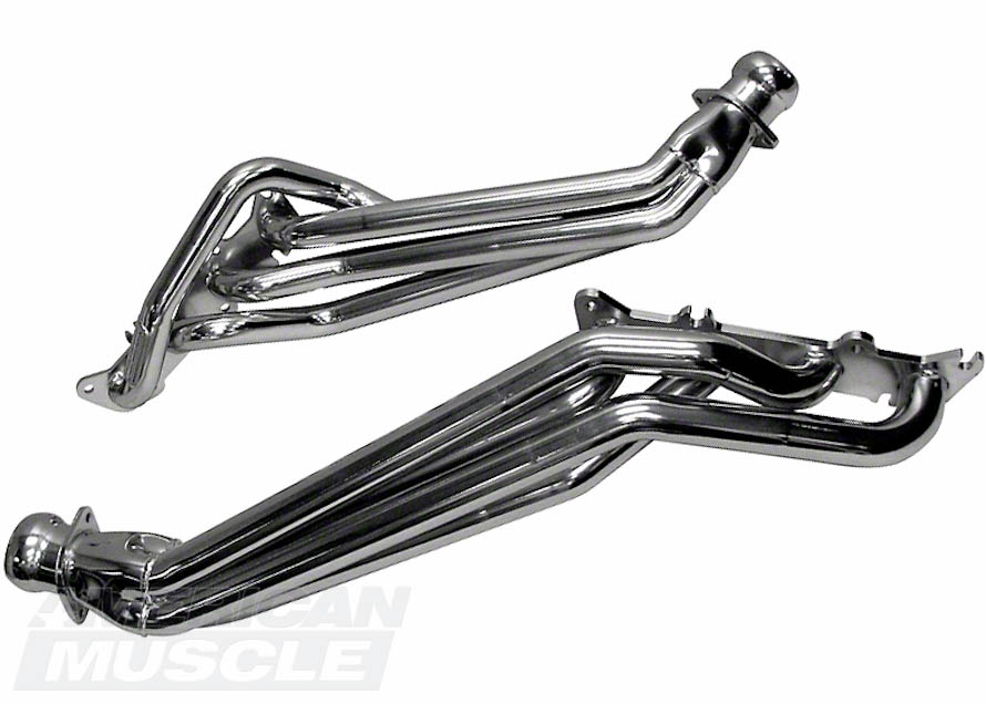 BBK Chromed 2011-2017 Mustang GT Long Tube Headers