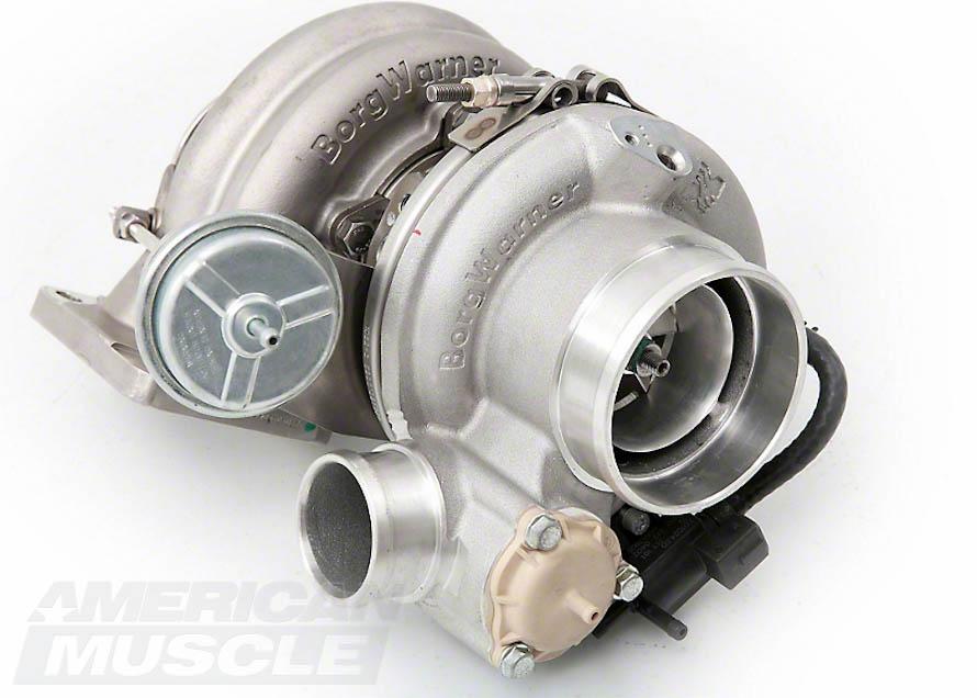 Mustang EcoBoost BorgWarner Turbo Kit