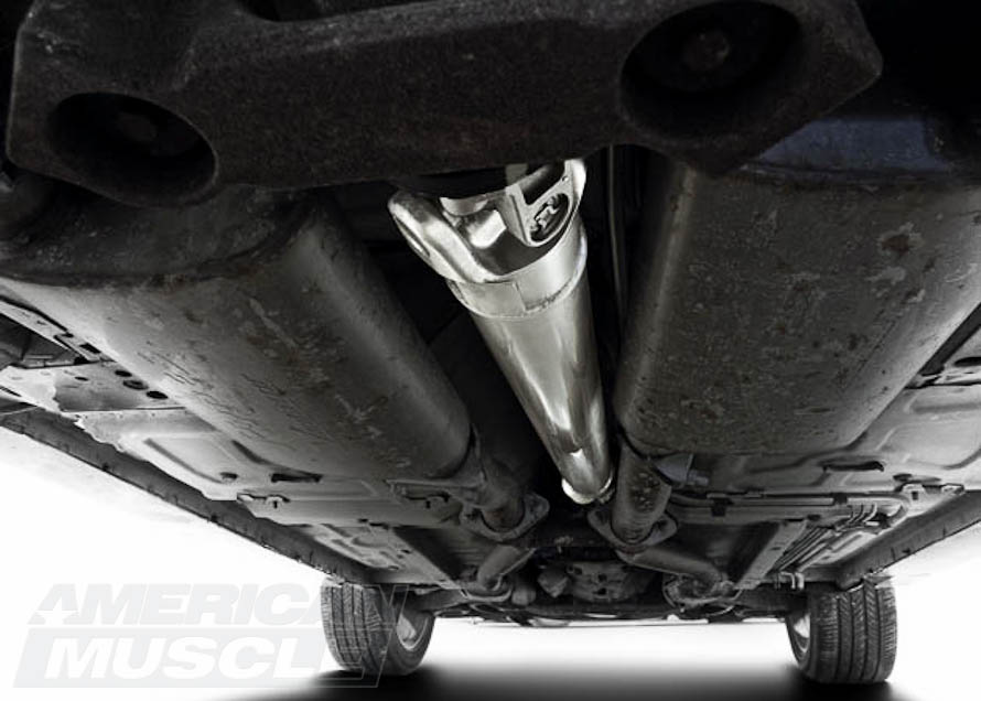 Choosing a Driveshaft for Your Mustang – Carbon Fiber or