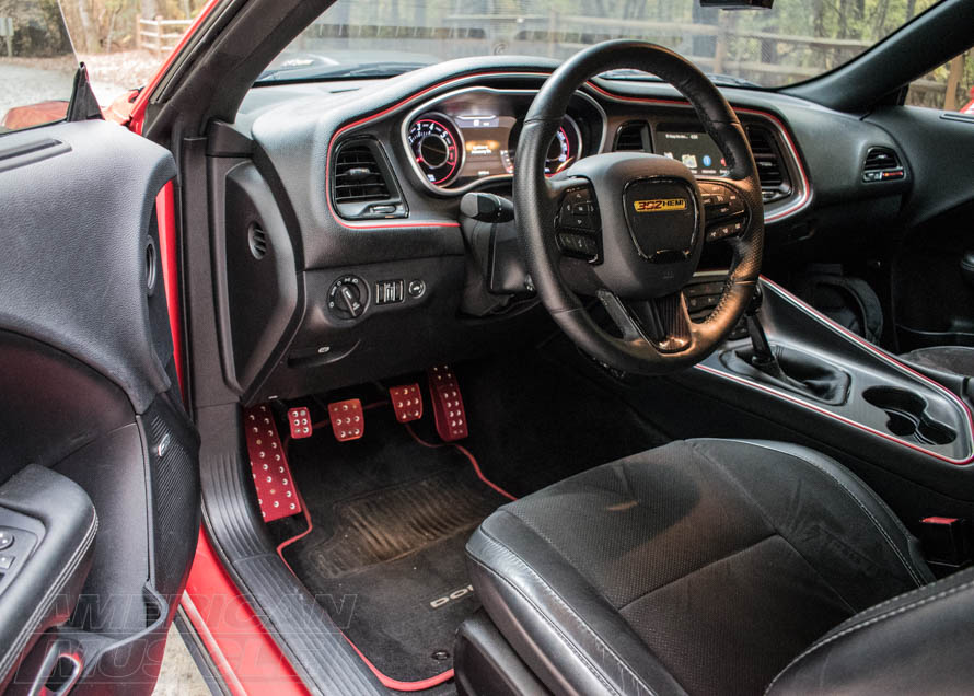 Challenger Interior Changes Through The Years Americanmuscle