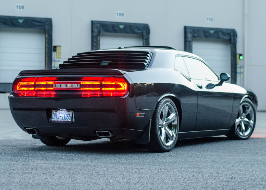 Blacked Out Challenger >> Improving Your Hindsight Challenger Tail Lights