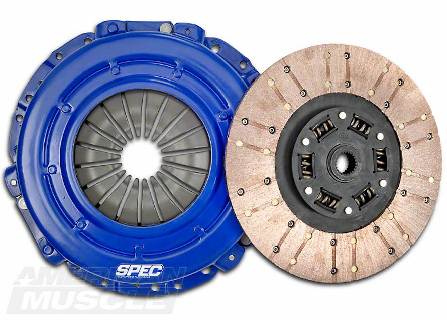 Choosing the Correct Clutch for Your Mustang
