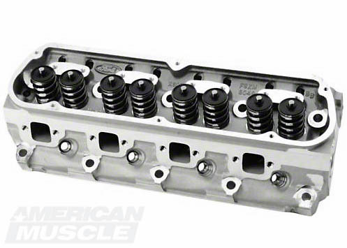 upgrading fox body cylinder headsgt40x aluminum ford racing foxbody cylinder head