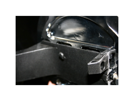 How To Install Defenderworx Fuel Door W F150 Logo