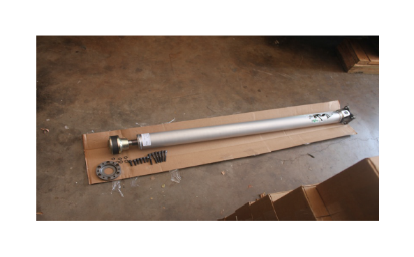 How to Install The Driveshaft Shop Aluminum One Piece