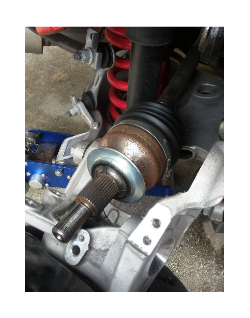 How to Install The Driveshaft Shop Halfshaft Axle Assembly - 800 HP